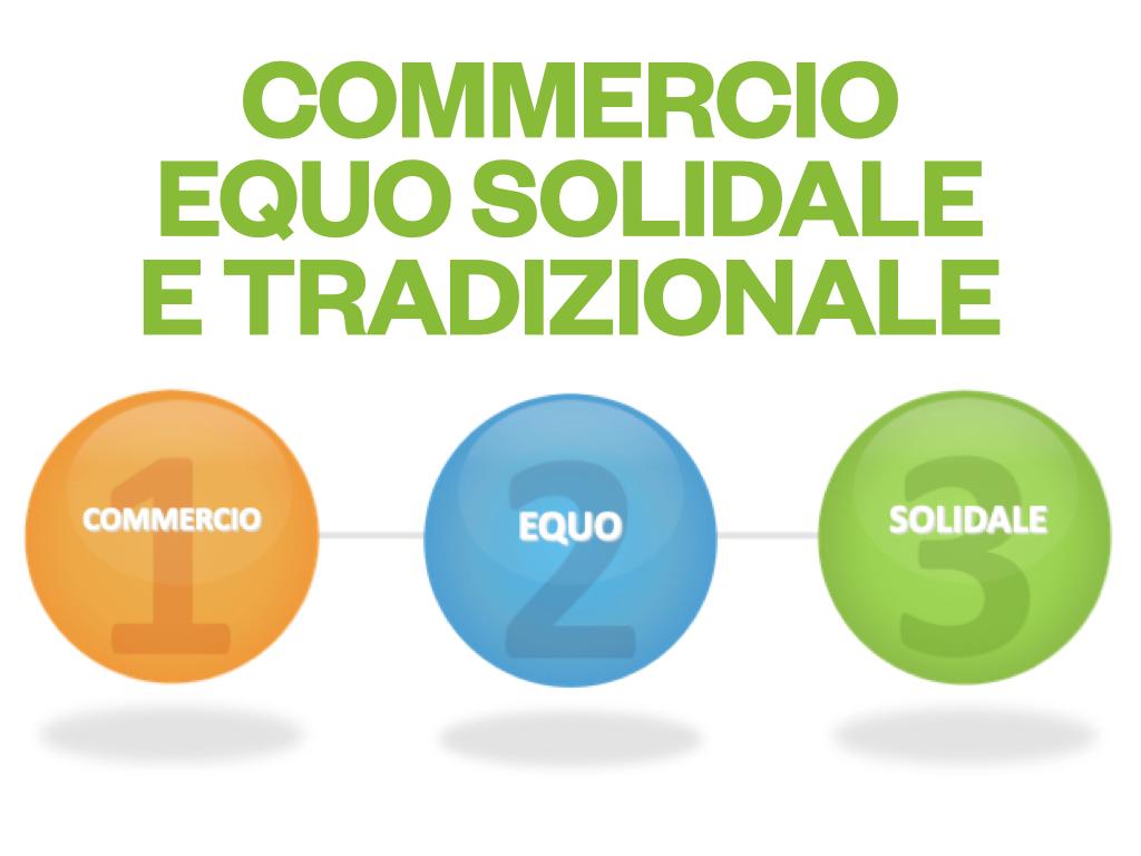 Commercio Equo Solidale e Tradizionale